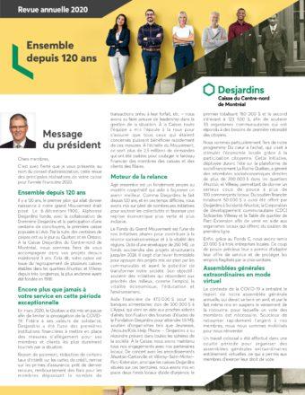 Revue annuelle 2020 FR_Caisse du Centre-nord MontréalA